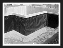 New Construction & Trident Waterproofing - Rhode Island Waterproofing - Newport RI ...