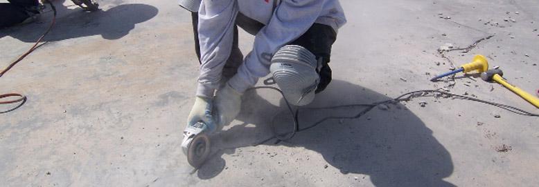 Trident Waterproofing - Crack Repair